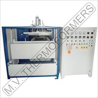 Automatic Vacuum Forming Machine with Share Cut