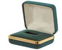 Durable Gold Jewellery Velvet Box