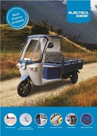 Electeca Loader E-Rickshaws