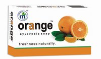 Orange Ayurvedic Soap