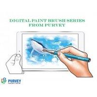 Digital Artist Paint Brush