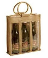 Jute Bottle Bags in Faridabad