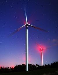 Led Solar Aviation Obstacle Light