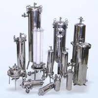 Industrial Sand Carbon Micron Filtration System