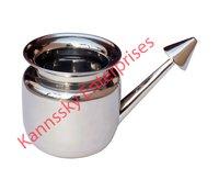 Stainless Steel Jala Neti Pot (500 Ml)