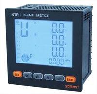 Mtec Es9l- Voltage And Ampere Meter