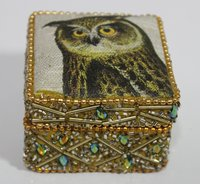 Robust Fancy Small Trinket Box
