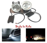 Style in Ride LED Car Fog Light 12V DC 9W - Toyota Etios / Cross / Liva