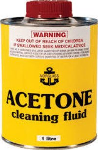 Acetone Cleaning Fluid