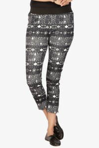 Women Cotton Printed Jeggings