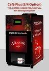 Atlantis Cafe Plus Hot Beverage Vending Machinery