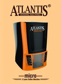 Atlantis Tea & Coffee Vending Machine