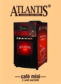 Cafe-Mini 2 Lane Tea And Coffee Vending Machines