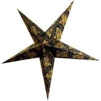Colorful Paper Star