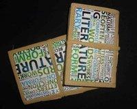 Glitter Cover Note Book