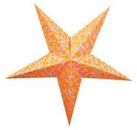 Batik Paper Star
