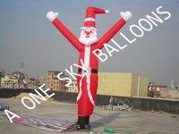 Christmas Santa Claus Air Dancer