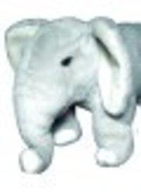 Stuffed Baby Elephant