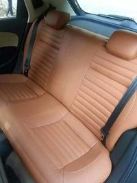 Vintage Leather Car Seat Cover