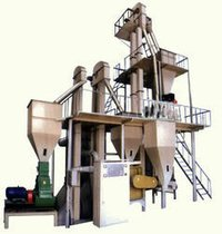 Feed Mill Plant Machine