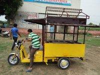 E Food Cart Rickshaws
