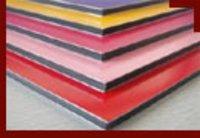 Pvdf Aluminium Composite Panels