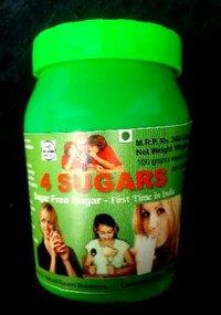 4 Natural Sweeteners