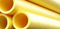 Gas Pipes With High Resistance To Corrosion And Chemicals