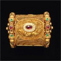 Gold Foil Ring
