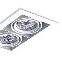 Rectangular Recess Mounted Luminaries (Vego Ii)