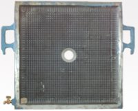 P.P. Reccessed Filter Plates