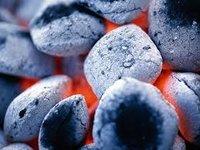 Barbecue Charcoal Briquettes