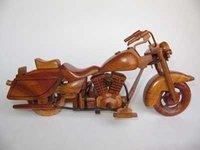 Wooden Handicrafted Bike