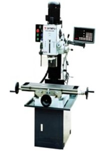 Drilling And Milling Machine (Box Type Geared Drive - Auto Feed)