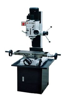 Drilling And Milling Machine : Box Type Geared Drive - Fine Feed