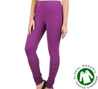 Organic Plain Leggings