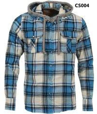 Woven Sweatshirt