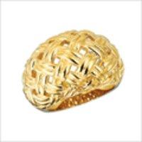 Gram Gold Basket Ring