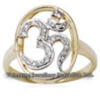 Religious Gold Rings