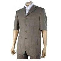 Men'S Safari Suit
