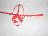 Flying Wheel Toy