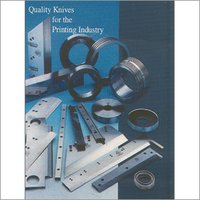 Guillotine Knives For Printing And Packaging