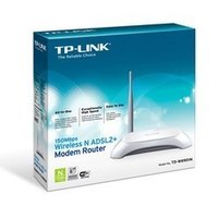 Tp Link Wireless Router Adsl2 W 8901nd 150 Mbps