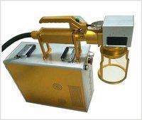 Hand-Held Fiber Laser Marking Machine in Hangzhou