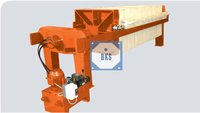 Electro Hydraulics Operated Filter Press