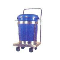 Garbage Dust Bin Trolley
