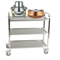 Hot Pack Trolley