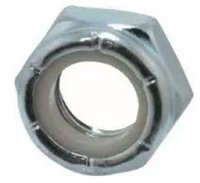 Hex Jam Nylon Lock Nuts