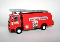 Model Toy Fire Tender