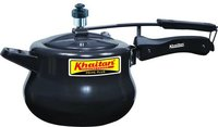 3l Induction Bottom Hard Anodised Khaitan Pressure Cooker